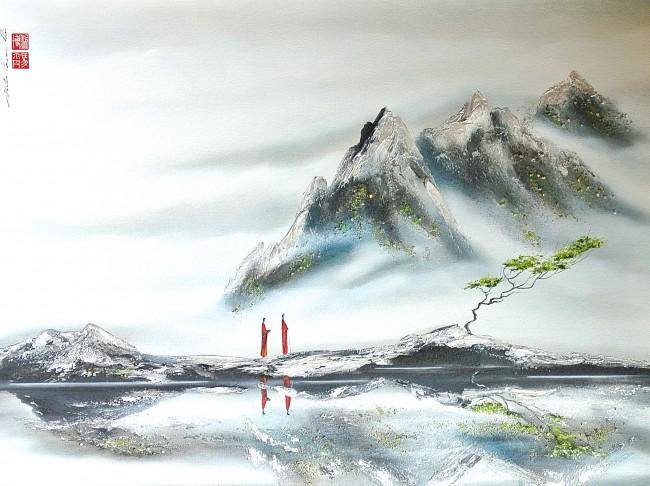 Martin Beaupré artiste peintre | Ambiance