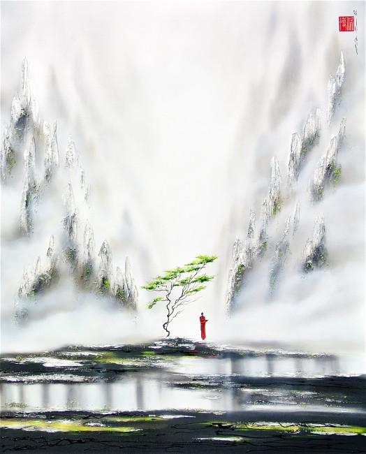 Martin Beaupré artiste peintre || The chance to live